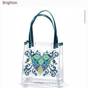 Brighton Summer Heart Tote